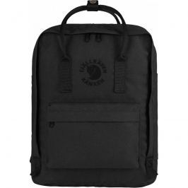 Fjällräven Re-Kanken Black