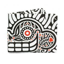 Paperwallet Slim Wallet - Aztec Smile