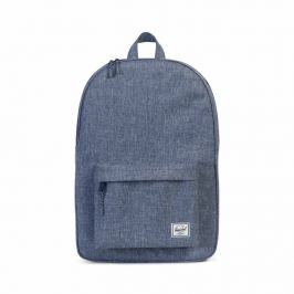 Herschel Supply Classic Backpack Dark Chambray Crosshatch