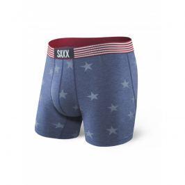 Boxerky SAXX Vibe - Chambray Americana, Velikost S