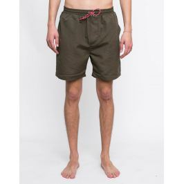 RVLT 5917 SHORTS Army XL