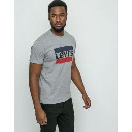 Levi´s® 84 Sportswear Logo Graphic Grey Midtone Grey HTR L