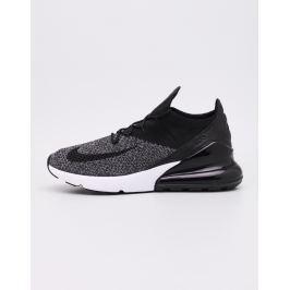 Nike Air Max 270 Flyknit Black / Black - White 42