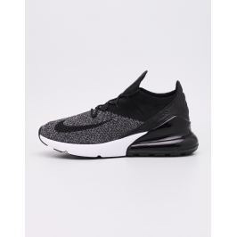 Nike Air Max 270 Flyknit Black / Black - White 44