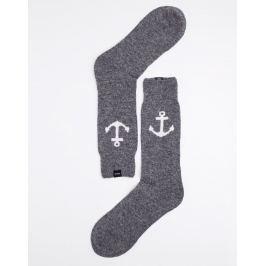 Makia Anchor Grey