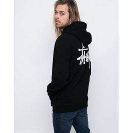 Stussy Basic Hood Black M