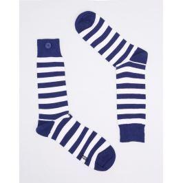 Qnoop Classic Stripe Oriental Blue / Off White 39-42