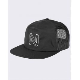 Nixon Crater Split Black