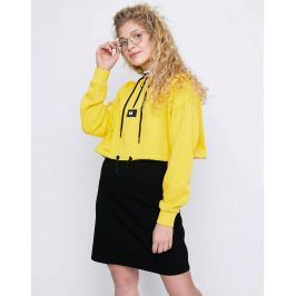 Lazy Oaf Cropped Yellow M/L