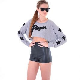 Adidas Originals Cropped Top mgreyh 38