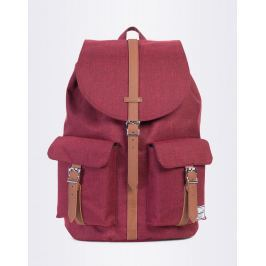 Herschel Supply Dawson Winetasting Crosshatch/Tan Synthetic Leather