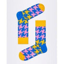 Happy Socks Dogtooth DGT01-2000 41-46 Pánské ponožky