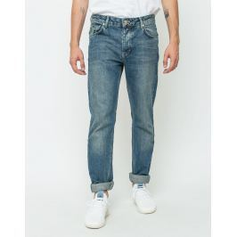 wesc Eddy Dark Blue Wash 32/34 Pánské kalhoty