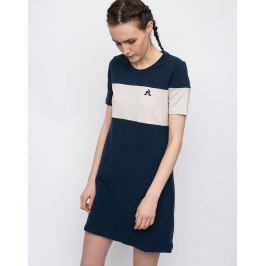 Le Coq Sportif ESS SAISON blues/pyeote M Dámské šaty