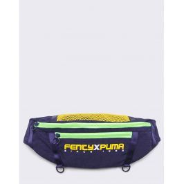 Puma Fenty Giant Bum Bag Evening Blue-Blazing Yellow