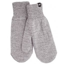 Makia Flag Mittens Grey