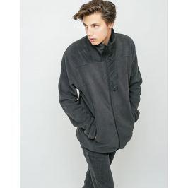 Herschel Supply Fleece Zip Up Black L