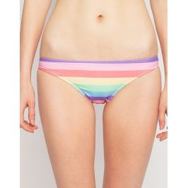Lazy Oaf Frilly Rainbow Bikini Bottom Multi S