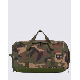 Herschel Supply Gorge Large Woodland Camo