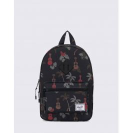 Herschel Supply Heritage Kids Black Ukulele