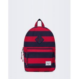 Herschel Supply Heritage Kids Peacoat/Red Stripe/Peacoat Rubber