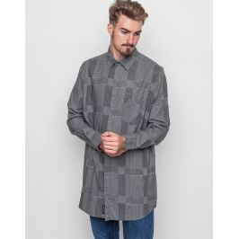 Cheap Monday Hid Check Shirt Grey M