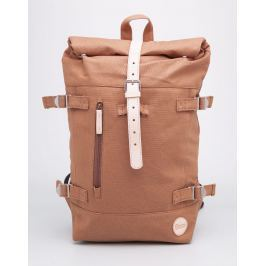 Enter Hiker Roll Top Caramel Brown/Black Base/Natural Leather