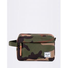 Herschel Supply Chapter Woodland Camo/Multi Zip