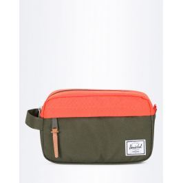 Herschel Supply Chapter Carry On Forest Night / Vermillion Orange