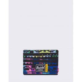 Herschel Supply Charlie RFID Zig Zag Blue/Green