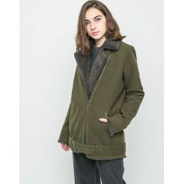 Native Youth Chroma Sherpa Olive L