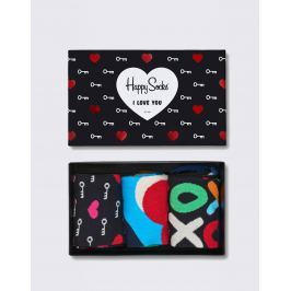 Happy Socks I Love You Gift Box XHEA08-9000 36-40