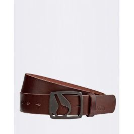 Nixon Icon Cut Out Belt II Chocolate S