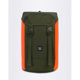 Herschel Supply Iona Forest Night / Vermillion Orange