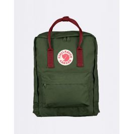 Fjällräven Kanken 660-326 Forest Green/Ox Red