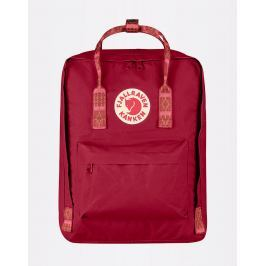 Fjällräven Kanken 325-903 Deep Red/Folk Pattern
