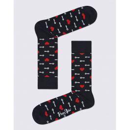 Happy Socks Key To My Heart KTM01-9000 41-46