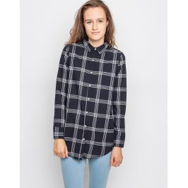 Iriedaily Macker Plaid black white M