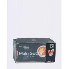 DOIY Maki Socks Salmon SALMON