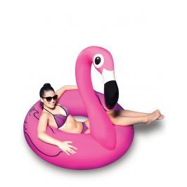 Big Mouth Pool Float Pink Flamingo 1.2m BMPFPF