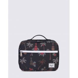 Herschel Supply Pop Quiz Lunchbox Black Ukulele