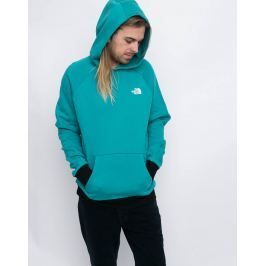 The North Face RAGLAN RED BOX PORCELAIN GREEN L