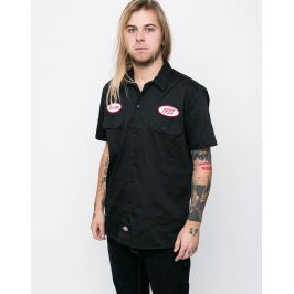 Dickies Rotonda South Black L