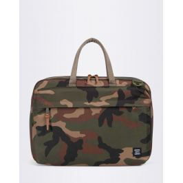 Herschel Supply Sandford Woodland Camo / Multi Zip
