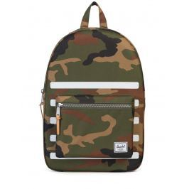 Herschel Supply Settlement Woodland Camo Stripe