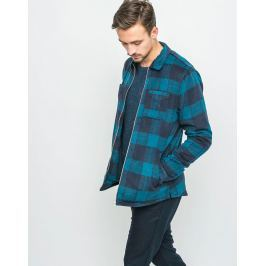 RVLT Shirt Check Blue XL