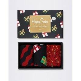Happy Socks Singing Holiday Socks Gift Box XMAS08-7001 36-40