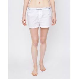 Calvin Klein SLEEP SHORT White S