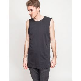 DRMTM Sleevless Tank Black L