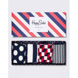 Happy Socks Stripe Gift Box XBDO09-6000 36-40